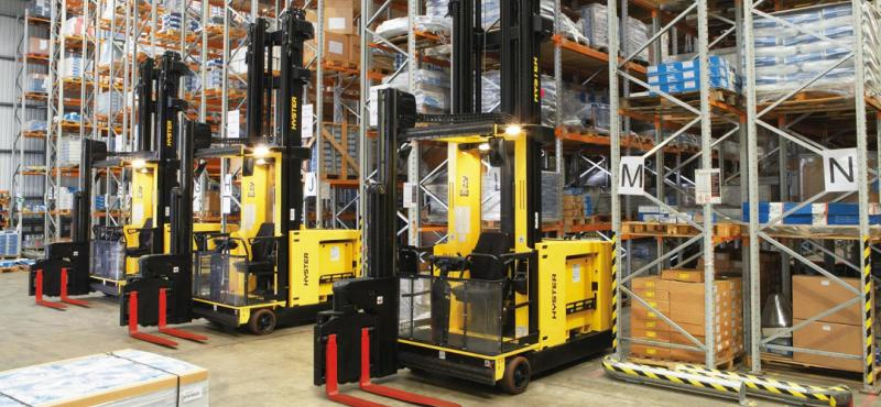 VNA Lift Trucks Ltd